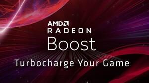 """AMD Radeon Adrenalin 2020: Bilder zeigen """"Radeon Boost"""" als Treiber-Aufwertung"""