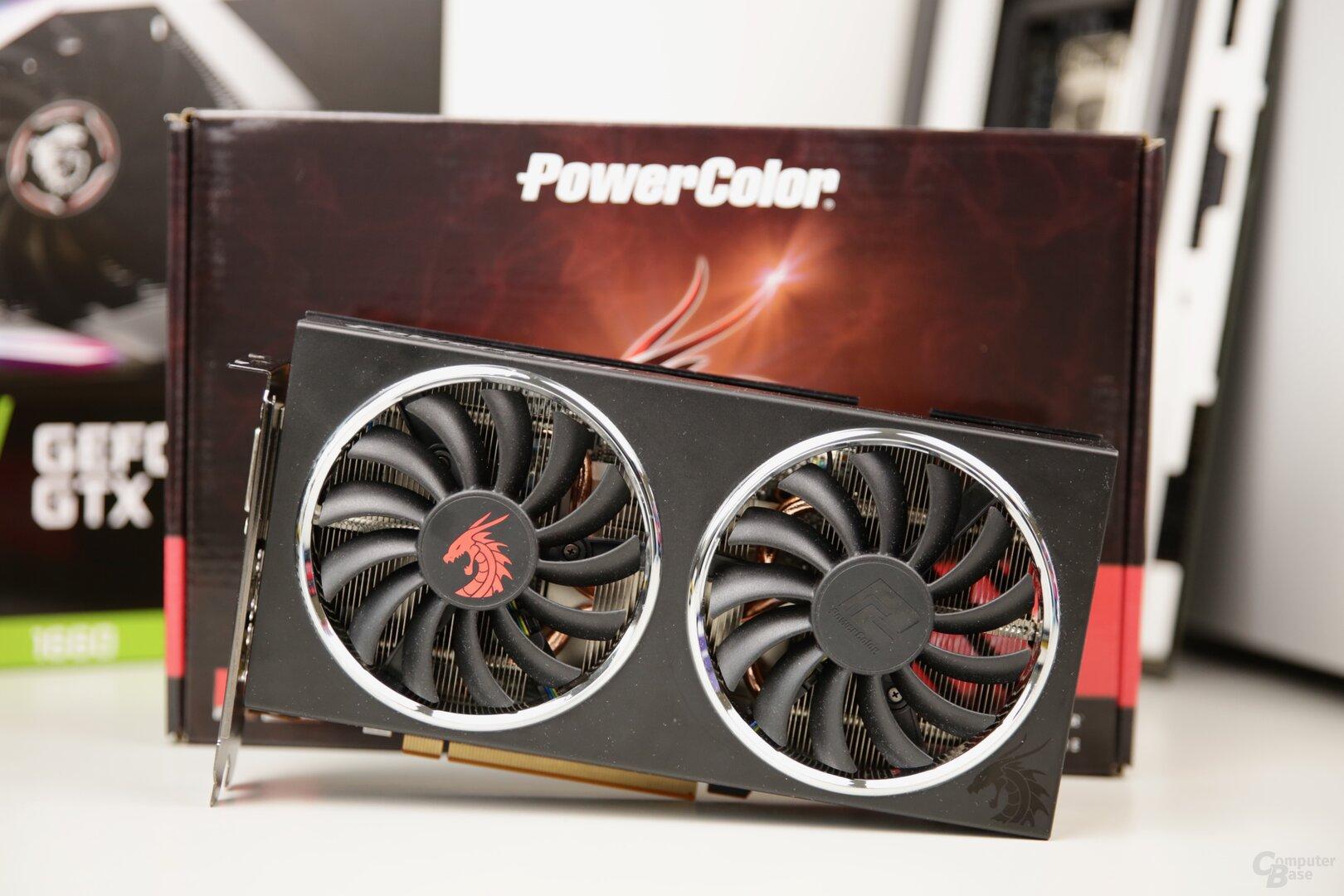 Die PowerColor Radeon RX 5500 XT Red Dragon (8 GB)