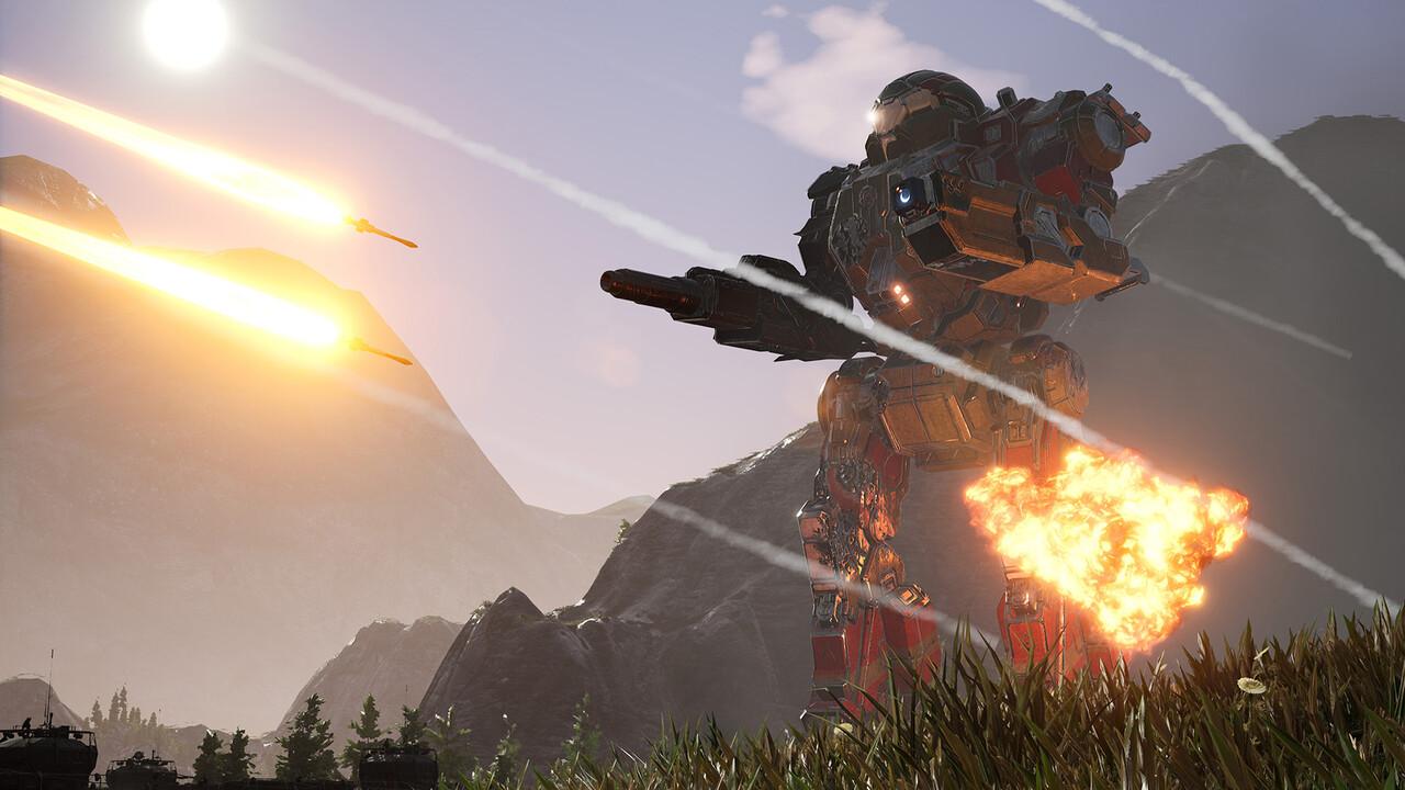 GeForce 441.66 WHQL: Grafiktreiber für MechWarrior 5: Mercenaries