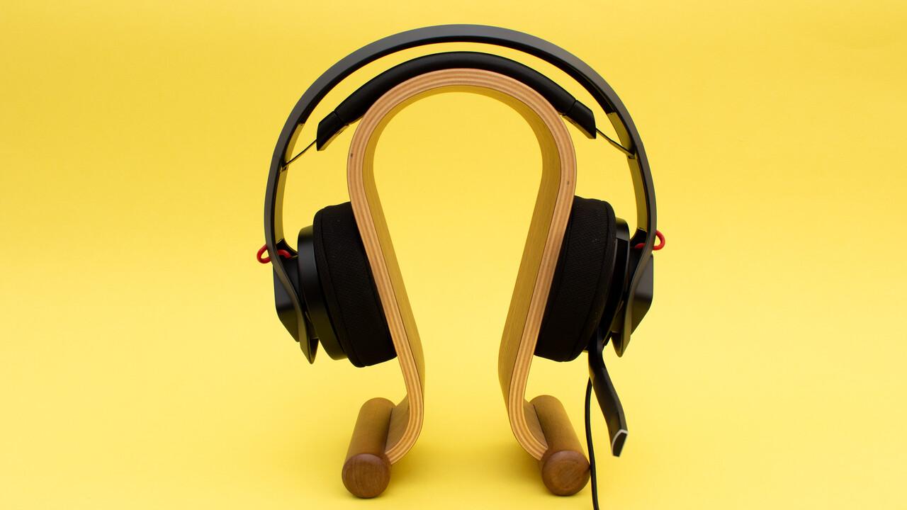 HP Omen Mindframe Prime im Test: Headset mit optimierter Kühlung schont die Ohren