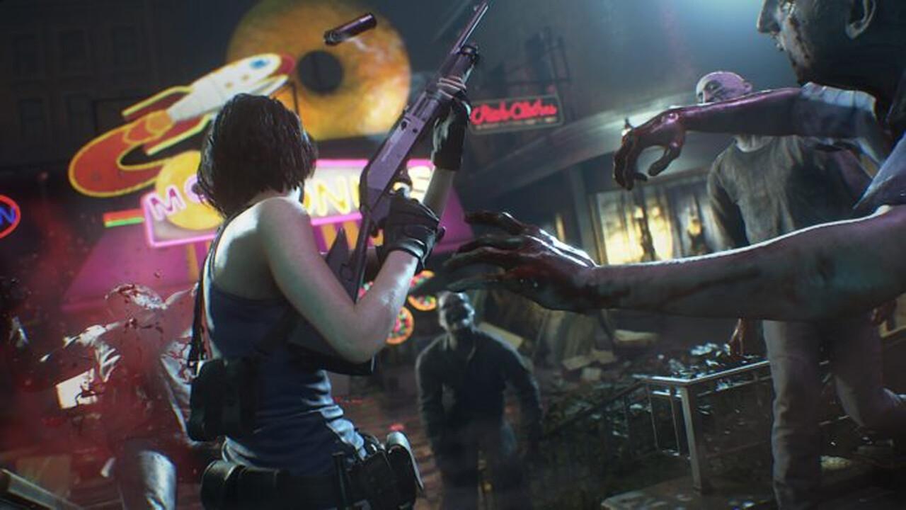 Capcom: Resident Evil 3 Remake erscheint am 3. April 2020
