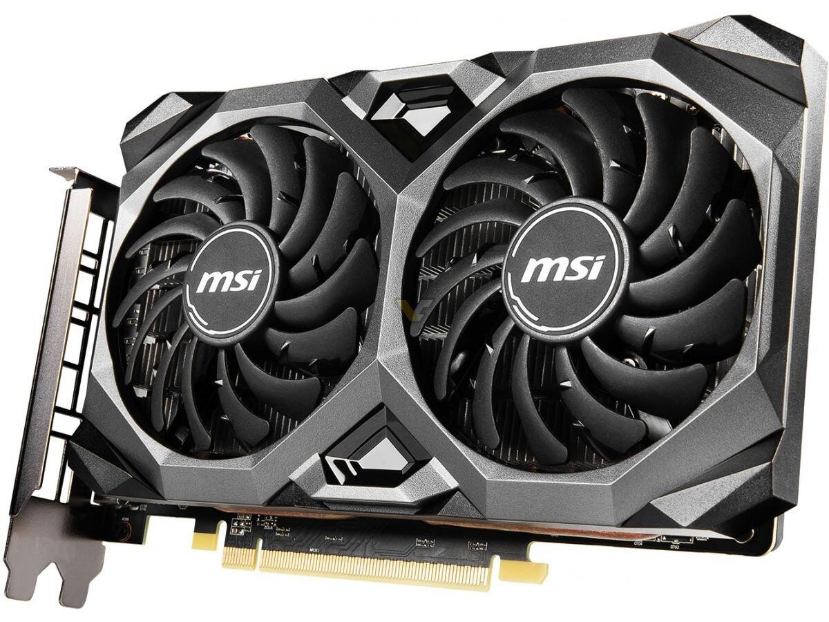MSI Radeon RX 5500 XT Mech