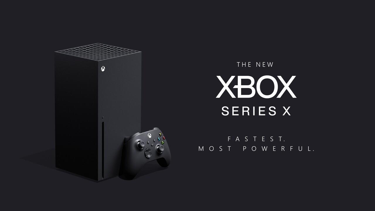 Xbox Series X: Microsoft enthüllt Design und Namen der neuen Xbox