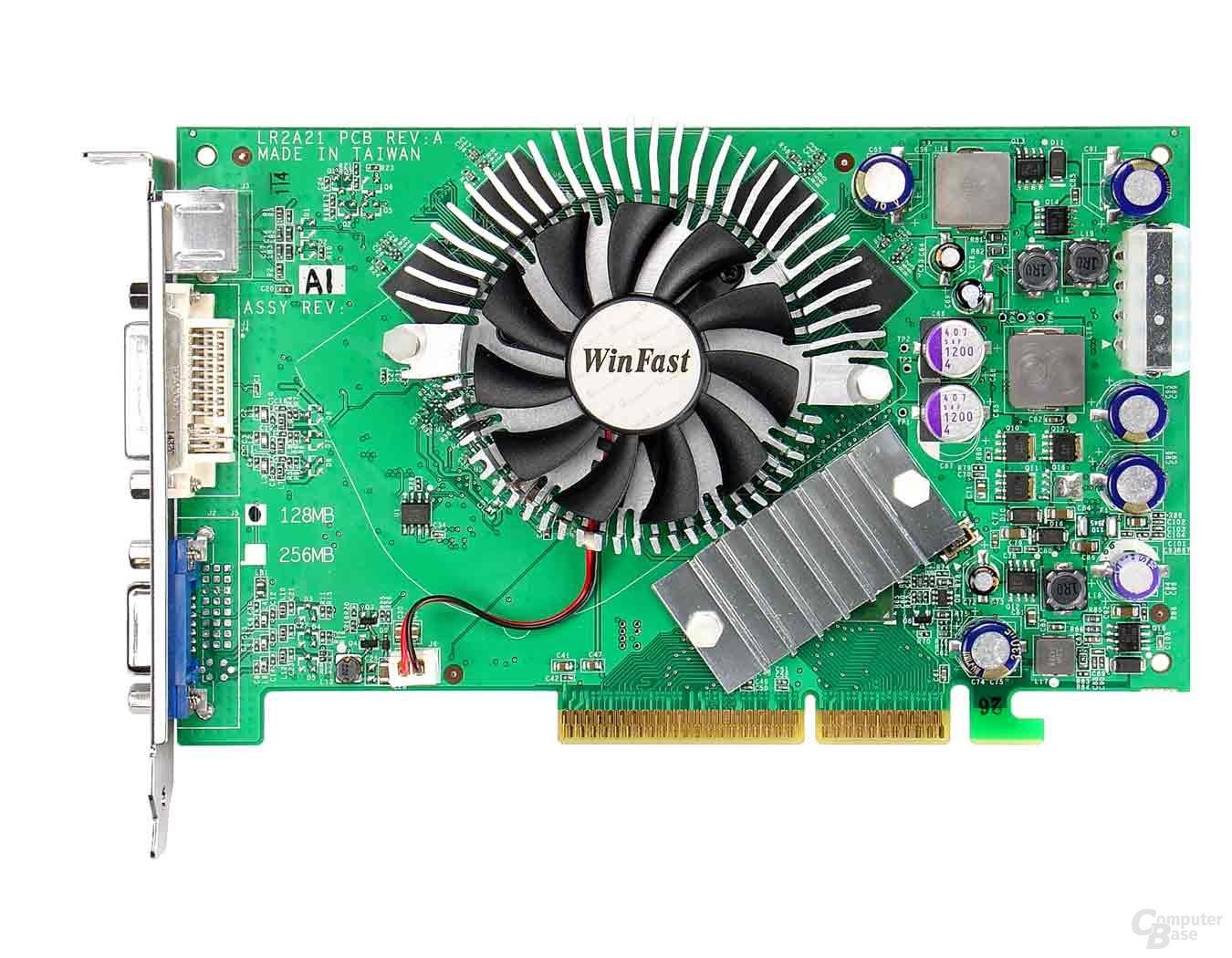 Leadtek WinFast 6600GT TDH