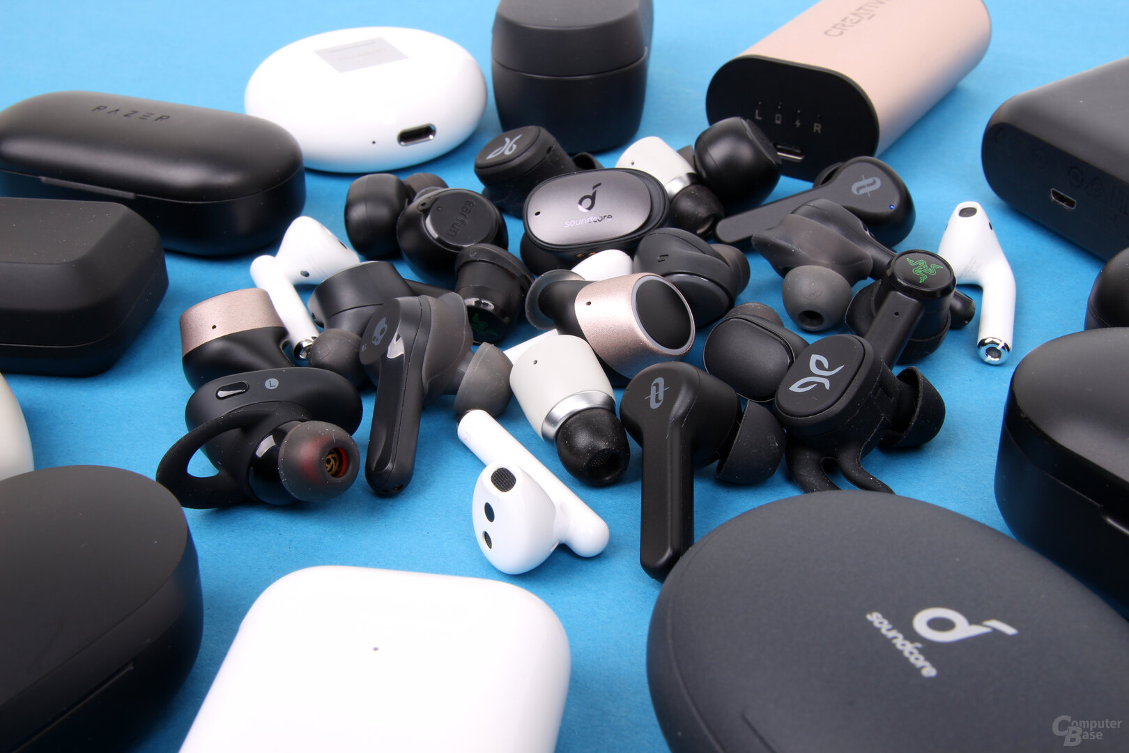 True Wireless Earbuds im Test