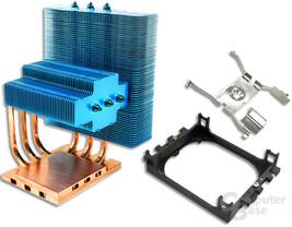 Thermaltake Prozessor-Heatpipe