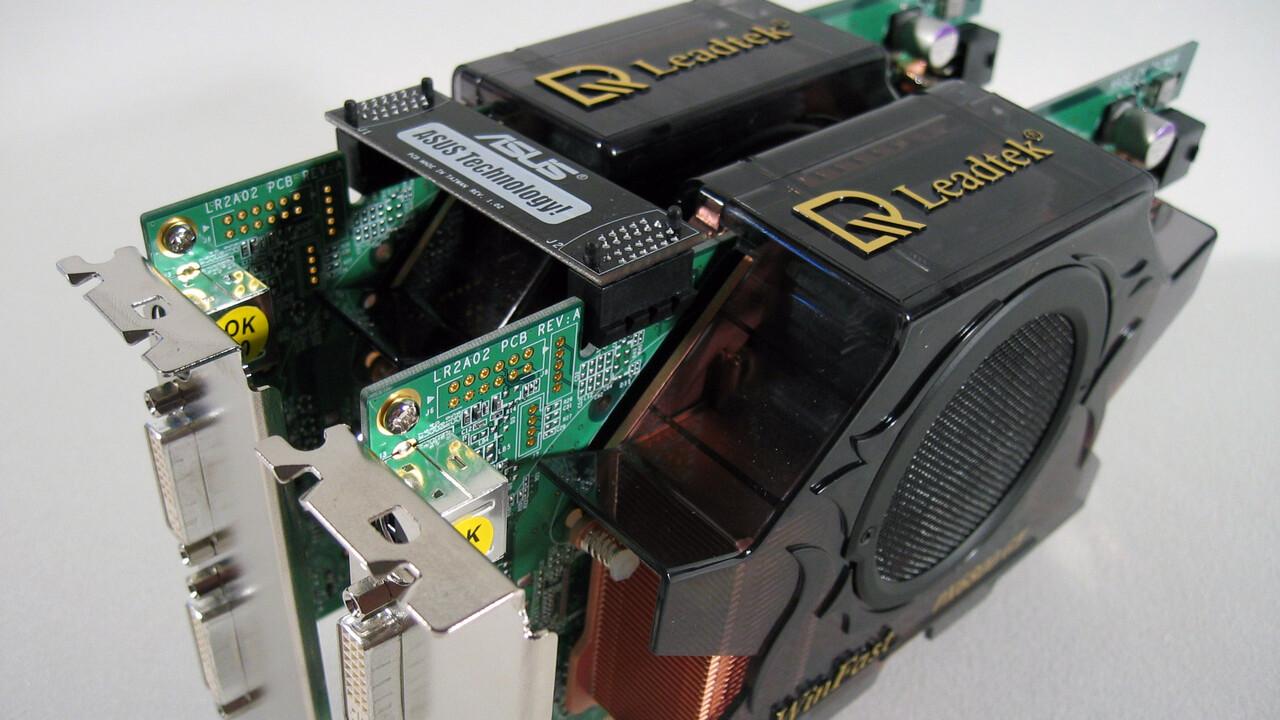Im Test vor 15 Jahren: SLI-Premiere mit Nvidia GeForce 6600 und 6800