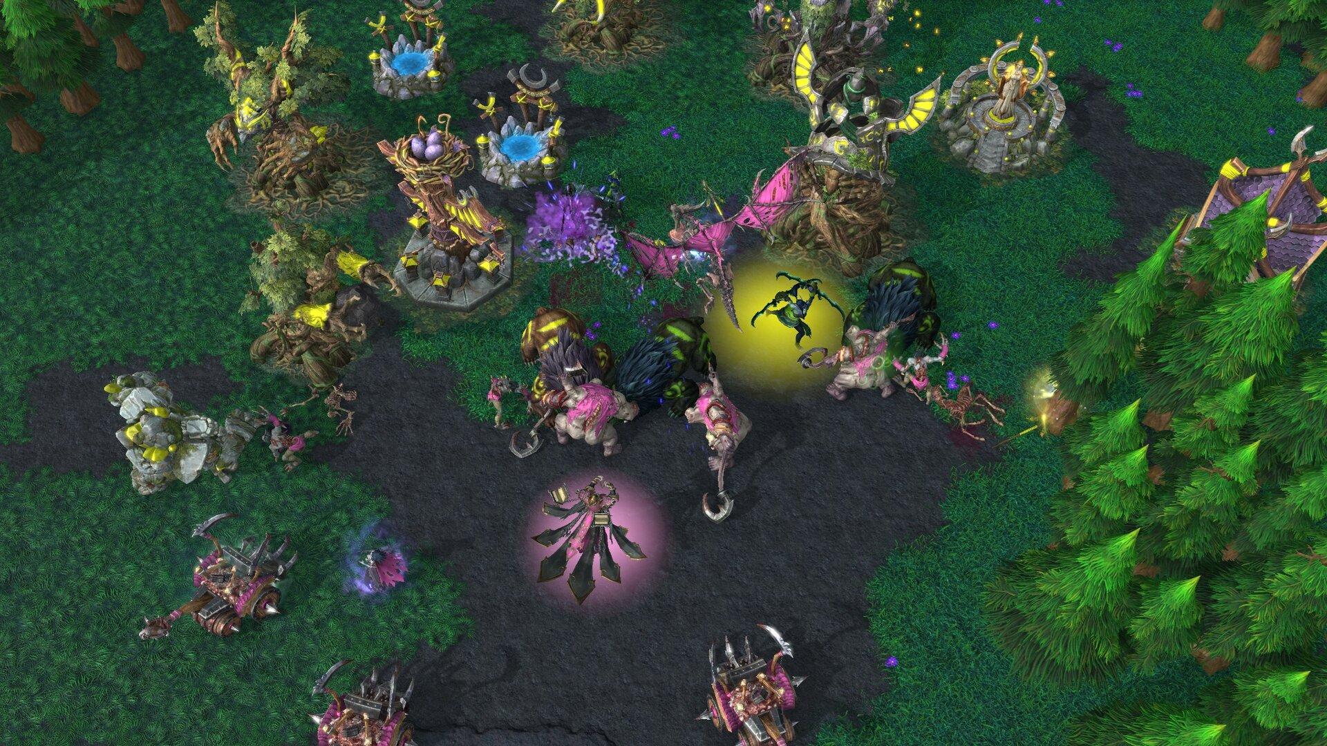 Warcraft 3: Reforged Multiplayer