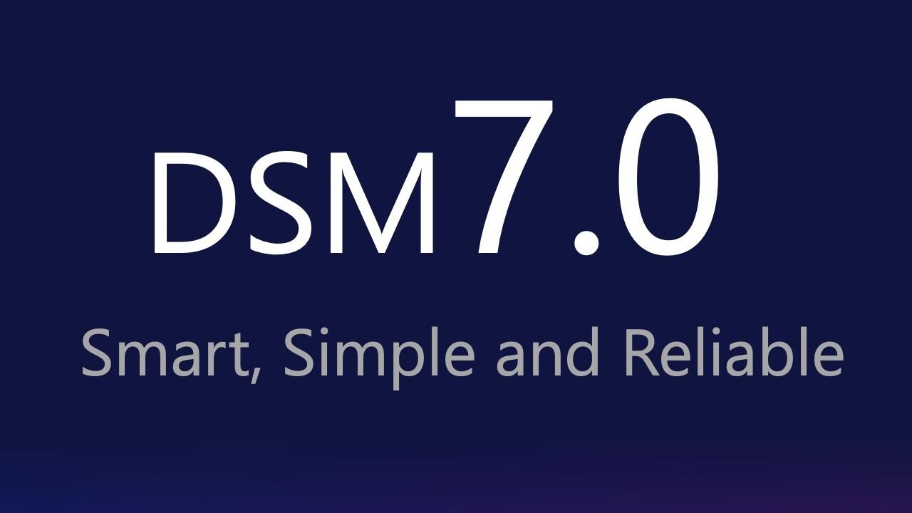 Synology: Doch keine Beta von DSM 7.0 mehr in diesem Jahr