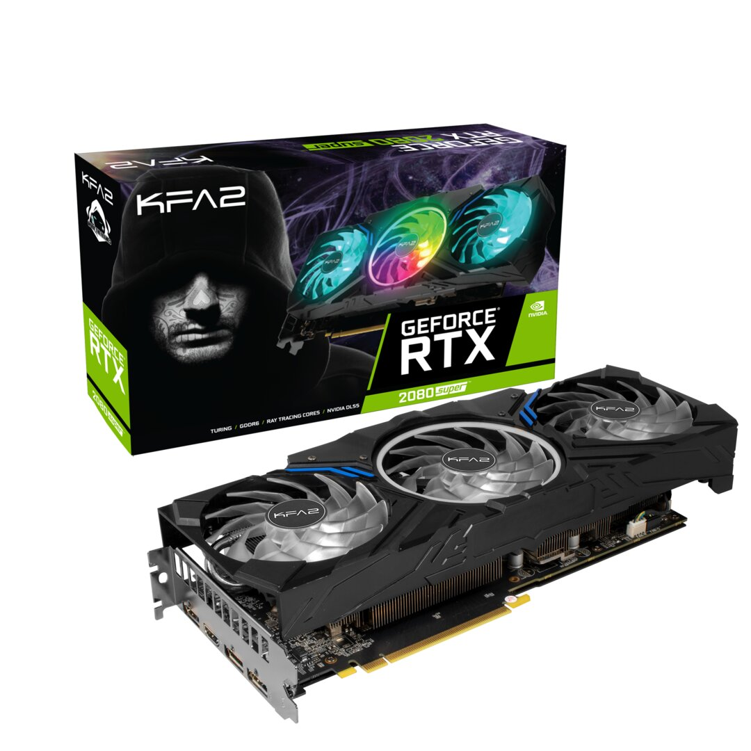KFA2 GeForce RTX 2080 Super WTF Edition
