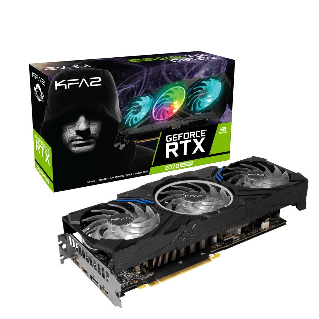 KFA2 GeForce RTX 2070 Super WTF Edition