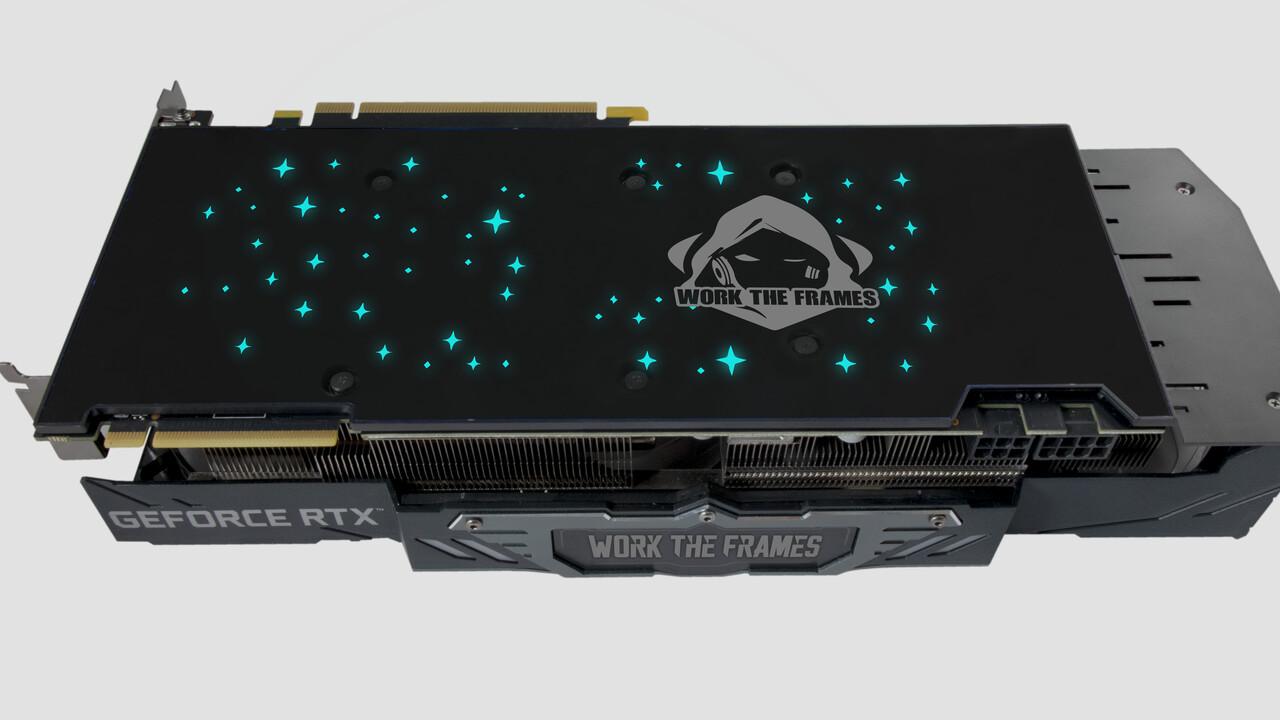 GeForce WTF Edition: KFA2 bringt den leiseren, übertakteten Sternenhimmel