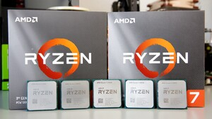 Die Themen des Jahres: An AMD (Ryzen) führte 2019 kein Weg vorbei