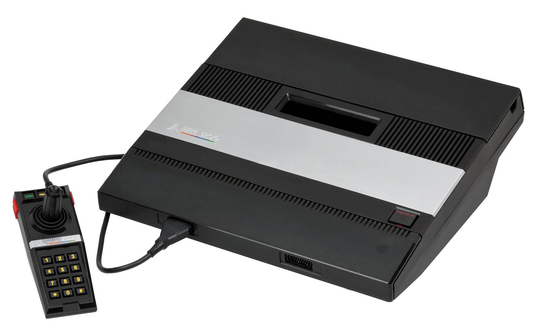 Der Atari 5200 war in den USA erfolglos und wurde in Europa nie verkauft
