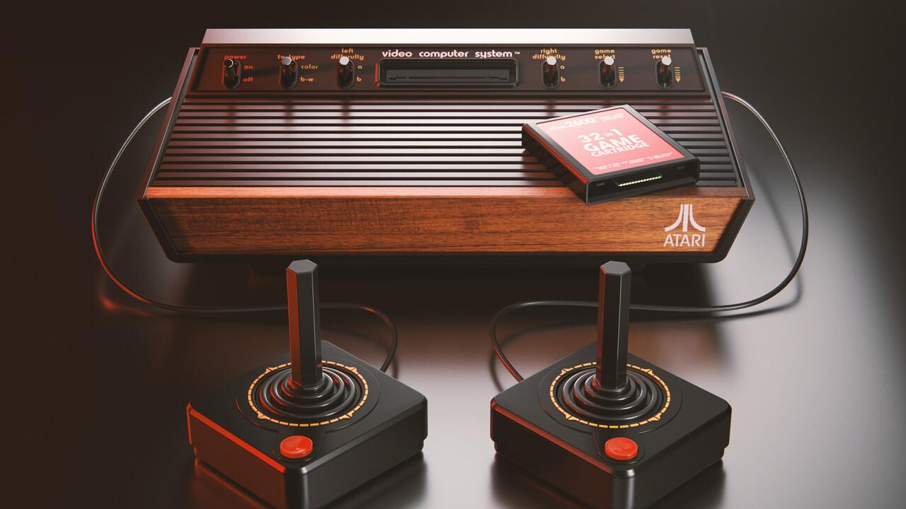C:\B_retro\Ausgabe_10\: Der Atari 2600 brachte Spaß mit 1,19 MHz Takt