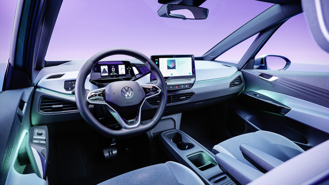 Updates nötig: VW baut ID.3 mit unvollständiger Softwarearchitektur