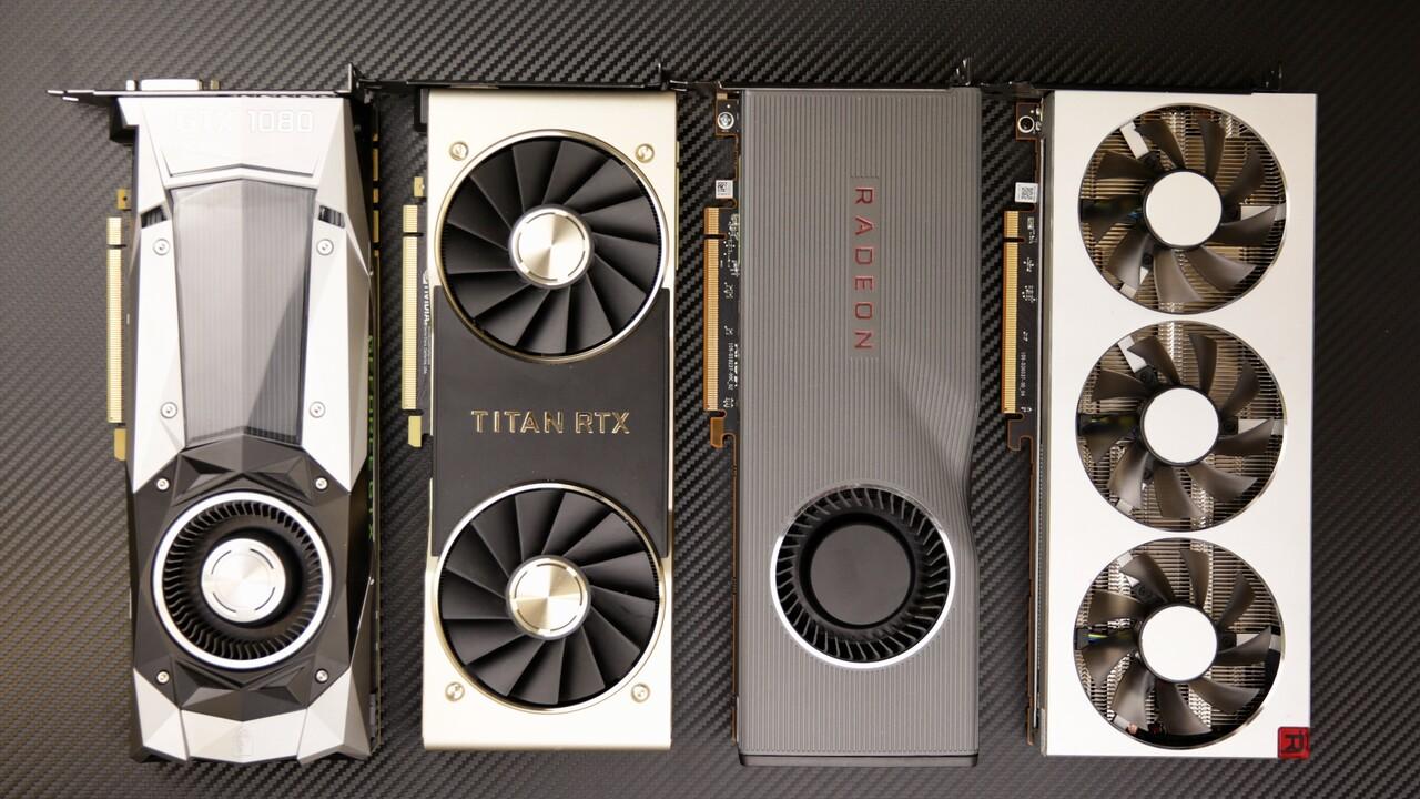 Wochenrück- und Ausblick: GPUs, CPUs und APUs und der erste Teaser auf 2020