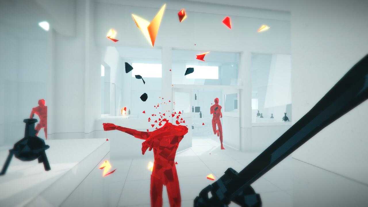Gratisspiel: Epic Games verschenkt Superhot