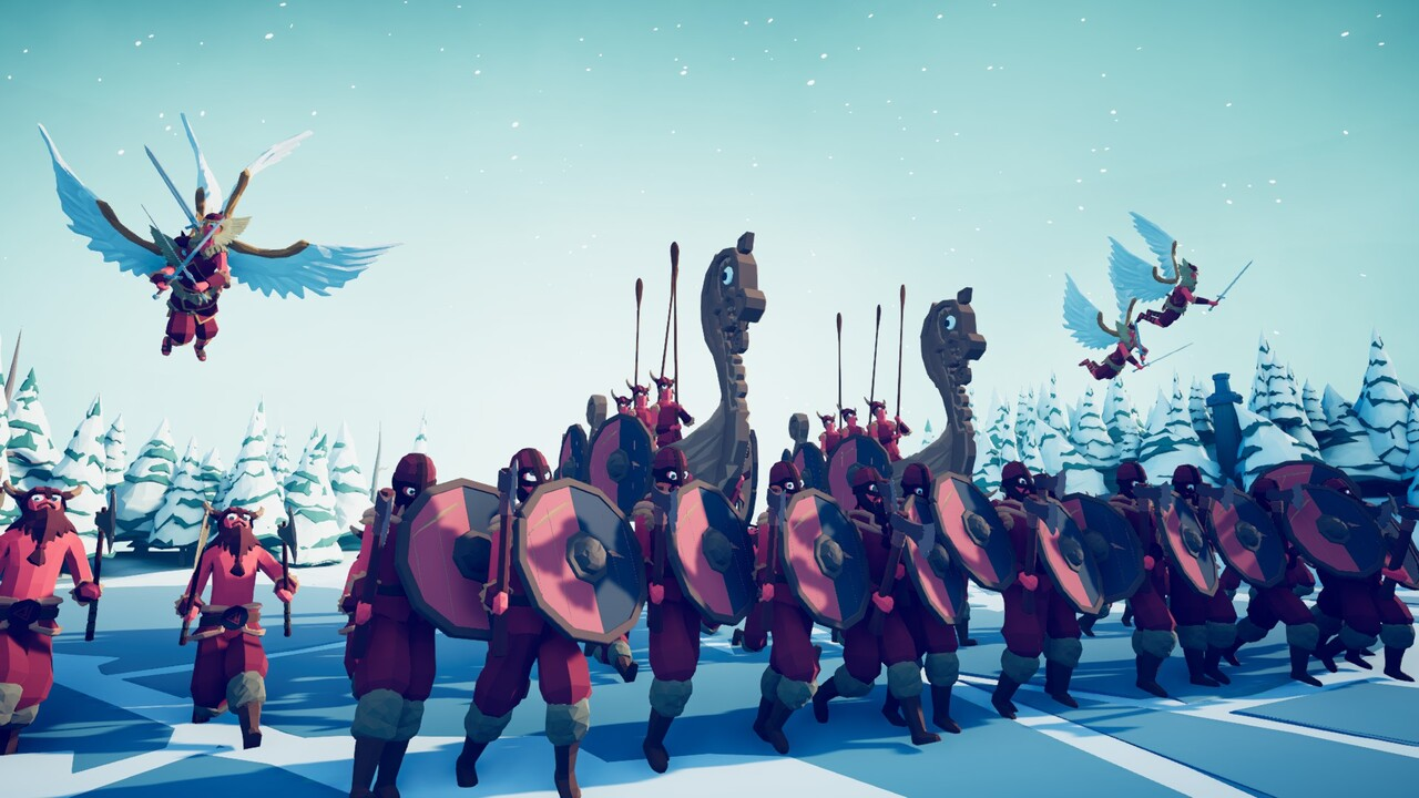Gratisspiel: Epic Games verschenkt Totally Accurate Battle Simulator