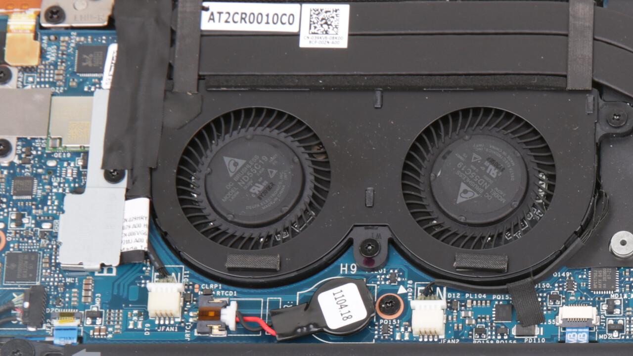 Vapor Chamber und Graphit: Intels neue Notebook-Kühlung bis zu 30 Prozent besser