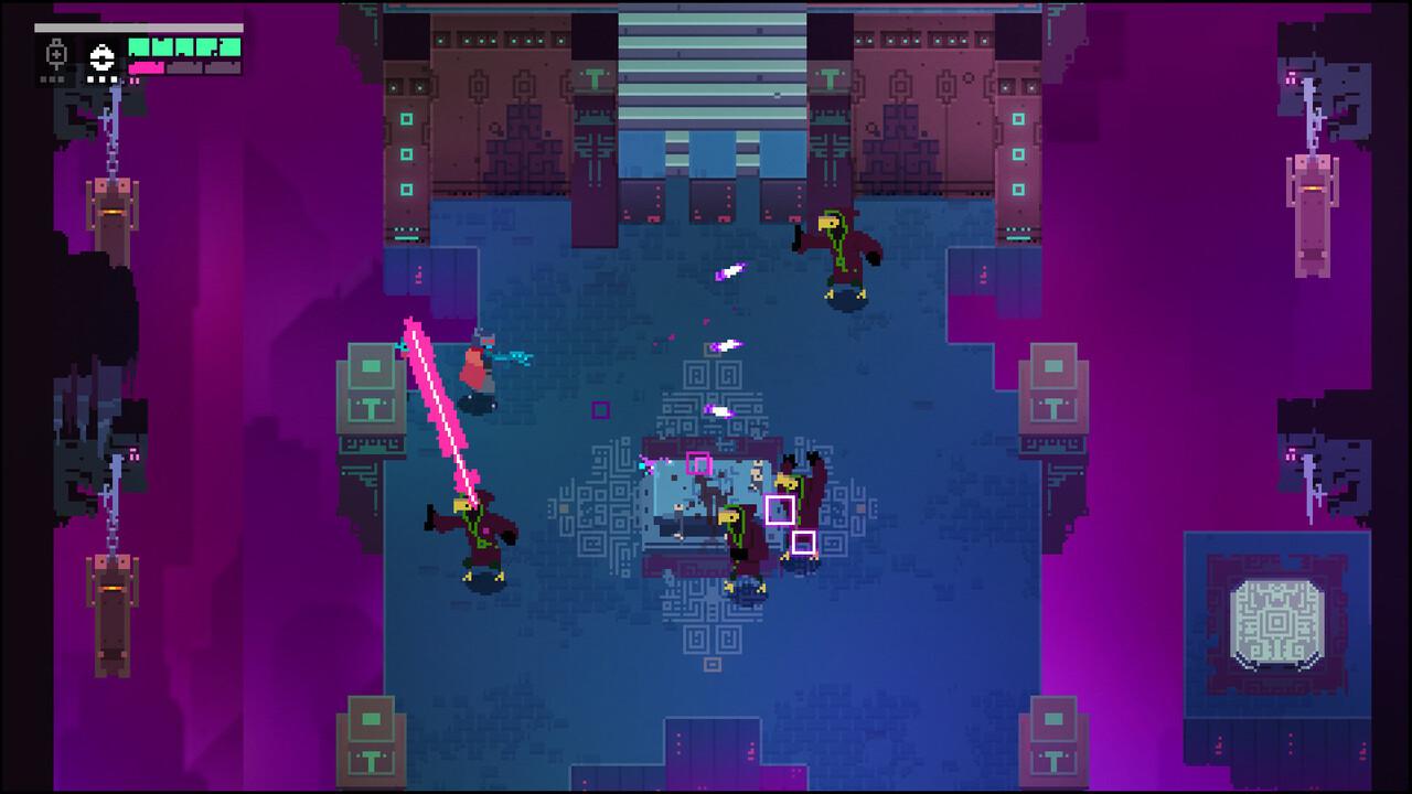 Gratisspiel: Epic Games verschenkt Hyper Light Drifter