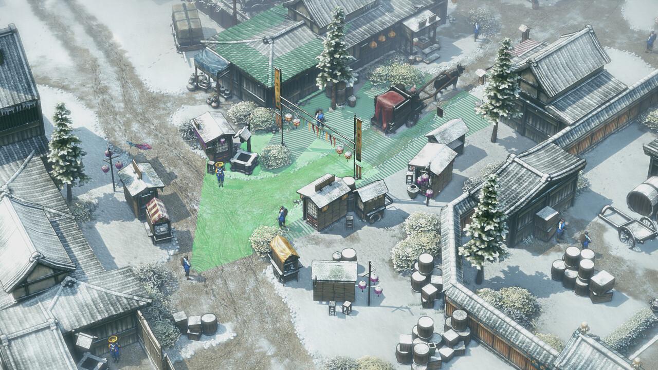 Epic Games Store: Shadow Tactics: Blades of the Shogun gratis