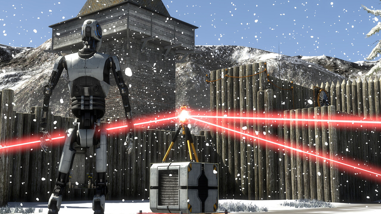 Epic Games Store: The Talos Principle gratis