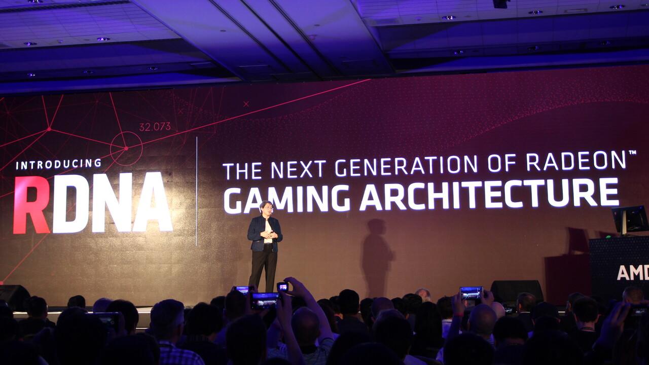 GPU-Gerüchte: AMDs Navi 12 bekommt anscheinend nativ 36 CUs