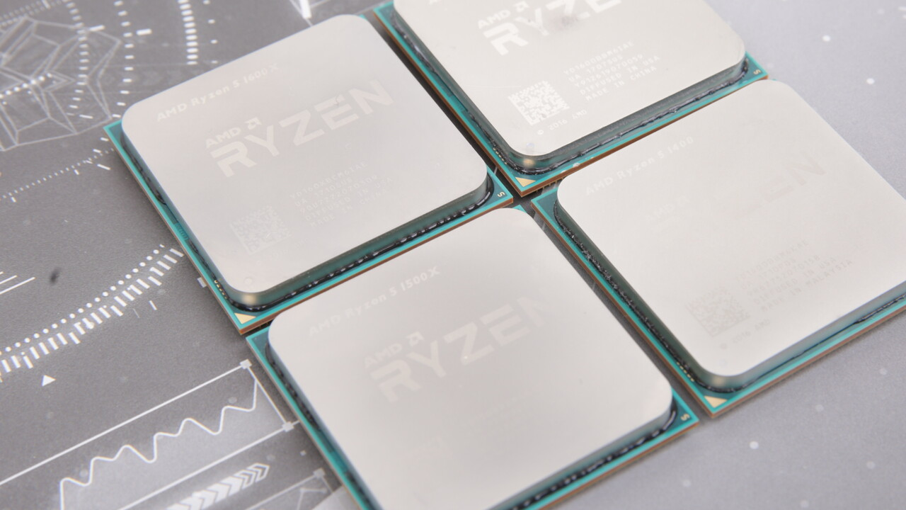 Neuauflage: AMD Ryzen 5 1600 mit Zen+ im Handel erhältlich