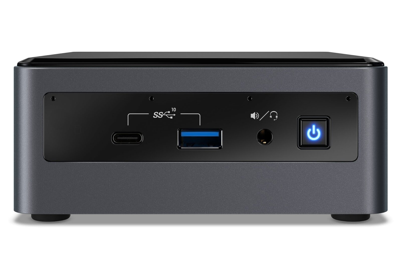Intel NUC10 (Frost Canyon) mit Comet-Lake-U