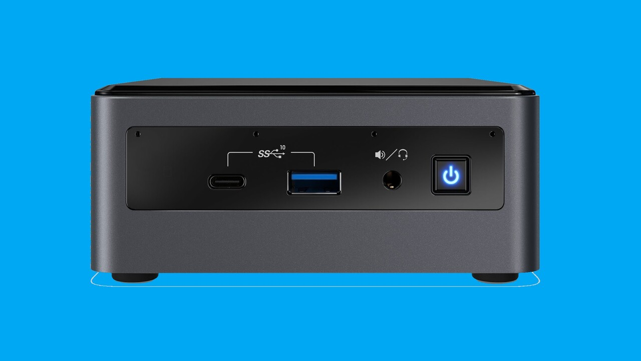 Frost Canyon im Handel: Intels NUC 10 startet mit Core i7-10710U ab 679 US-Dollar