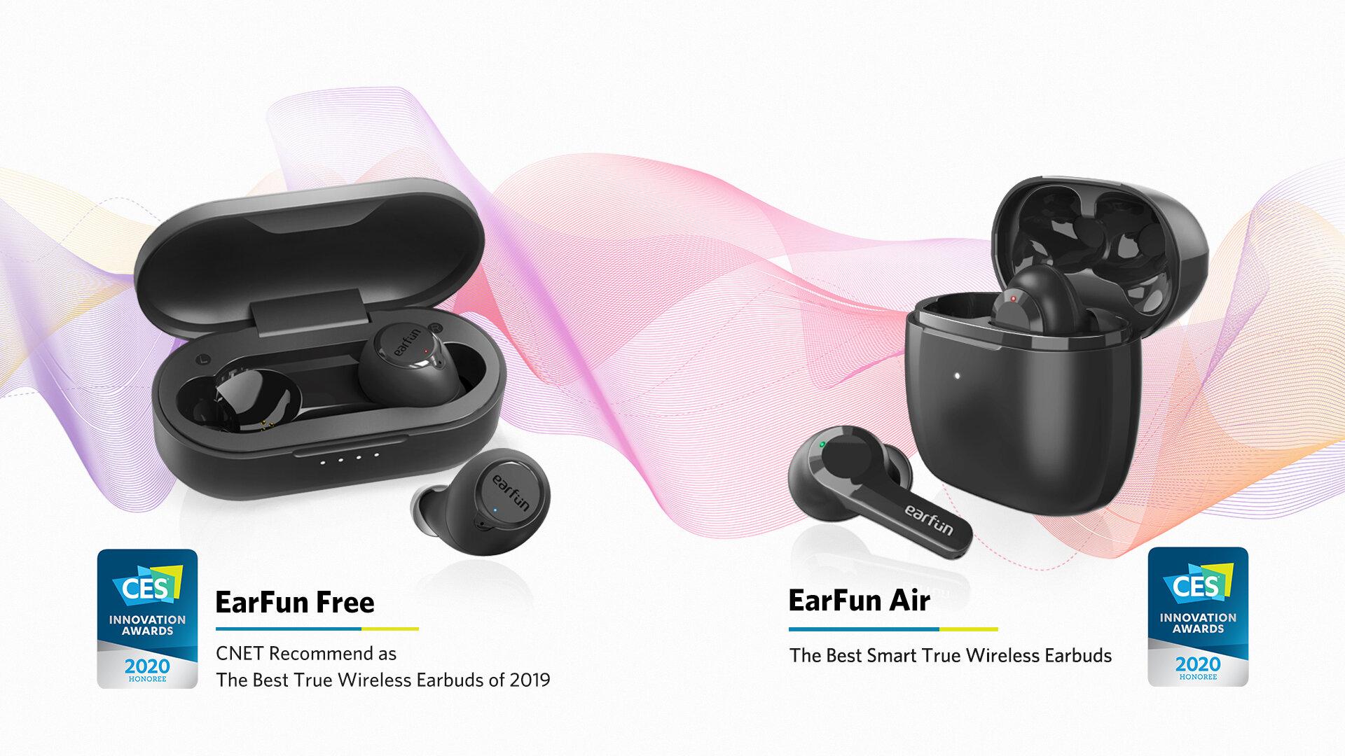 EarFun Free und Air