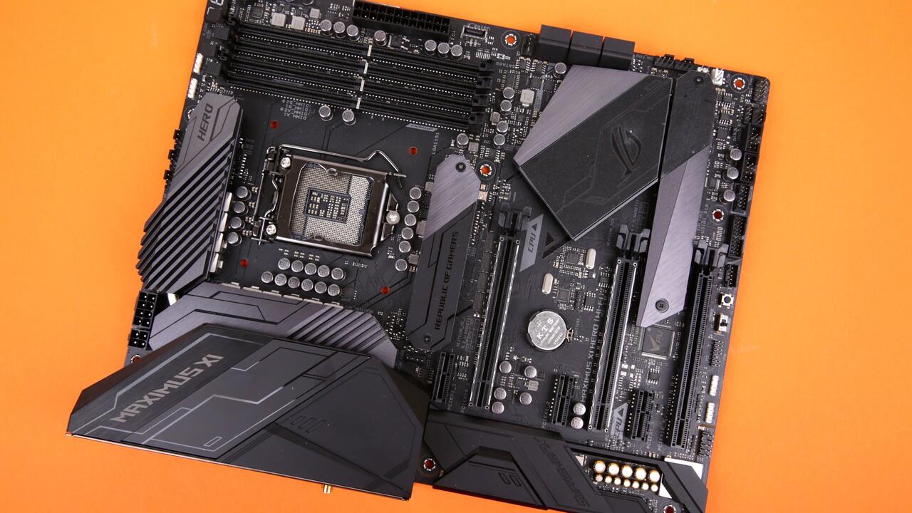 Intel Comet Lake: 29 Asus-Boards und Leistungsprognose für 10900K