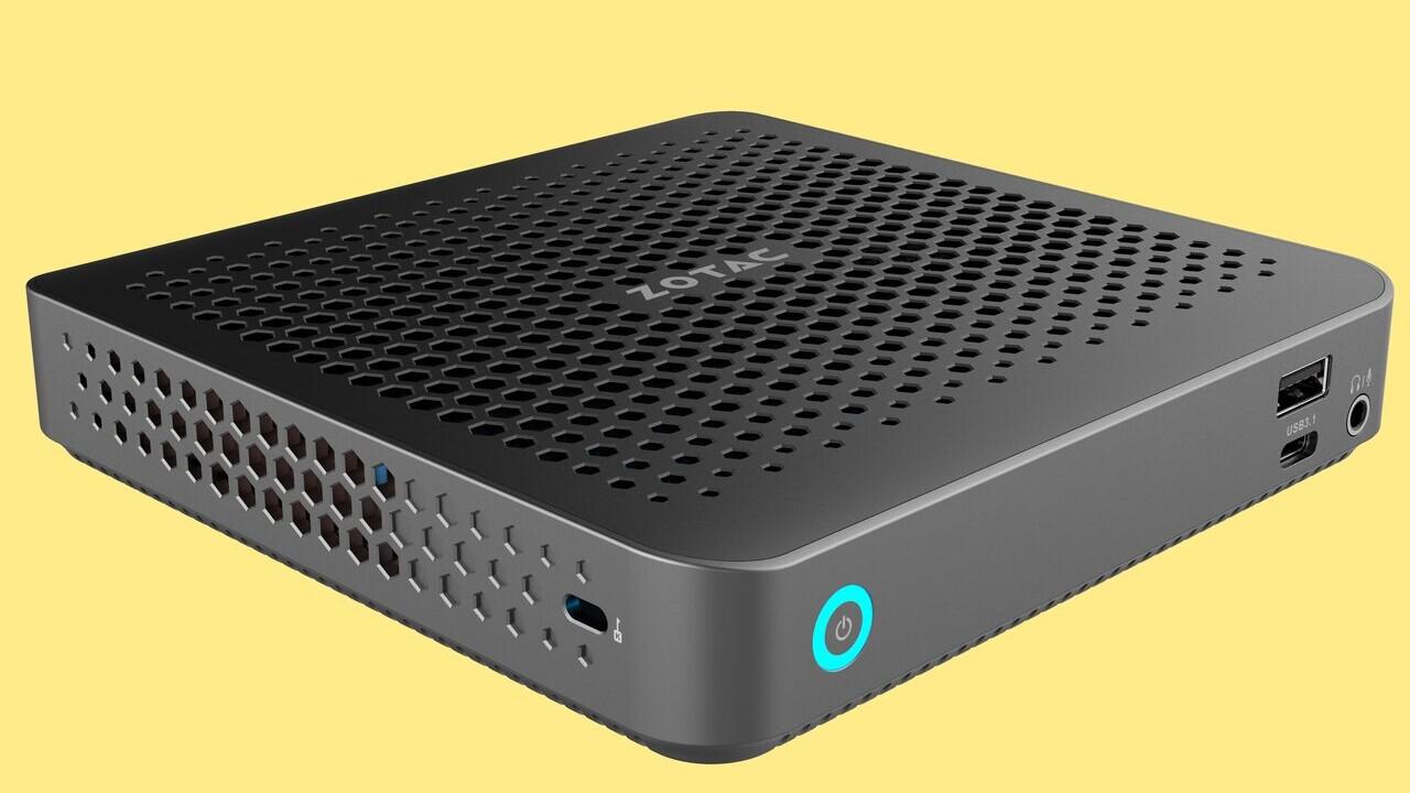 Zbox C, M edge und M nano: Zotac wechselt auf Intel Comet Lake und AMD Ryzen