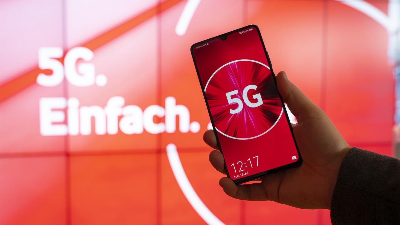5G-Ausbau mit Huawei: Vodafone-Chef plädiert für hohe Strafen bei Spionage