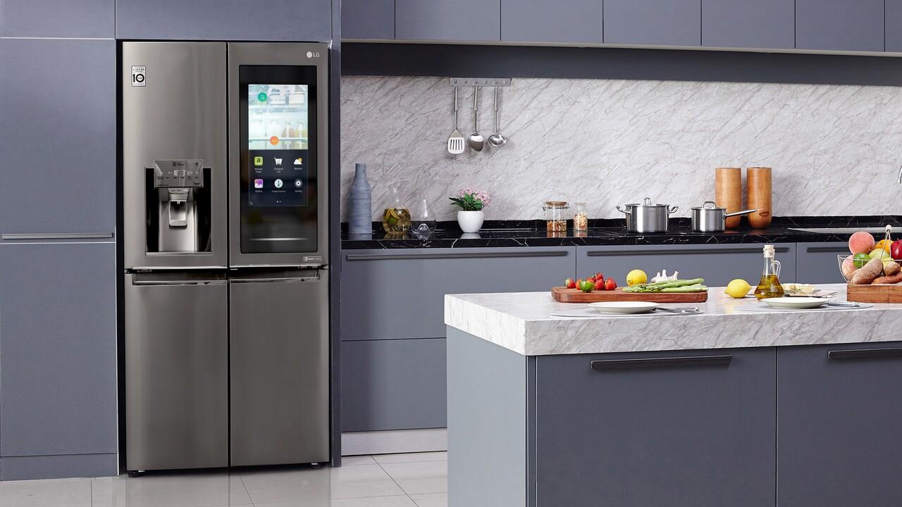 Smarte Kühlschränke: LG und Samsung wissen per Kamera, was auf Lager ist