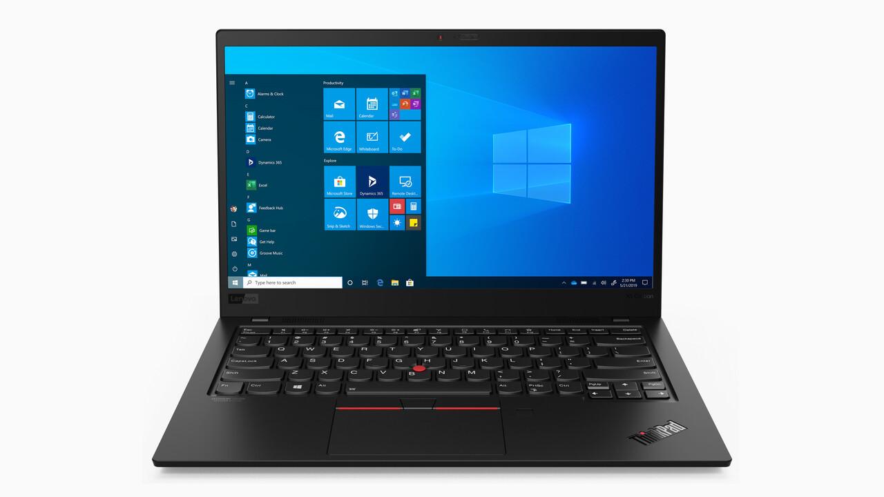ThinkPad X1 Carbon G8: Lenovo verbaut Wi-Fi 6 und helleres PrivacyGuard-Display