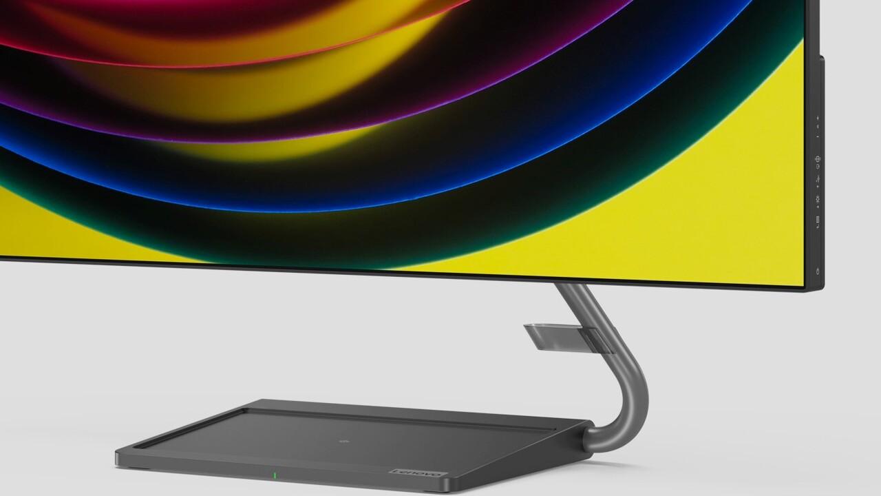 """Lenovo Creator Series: Vom Notebook bis zum """"Display-Lautsprecher"""""""