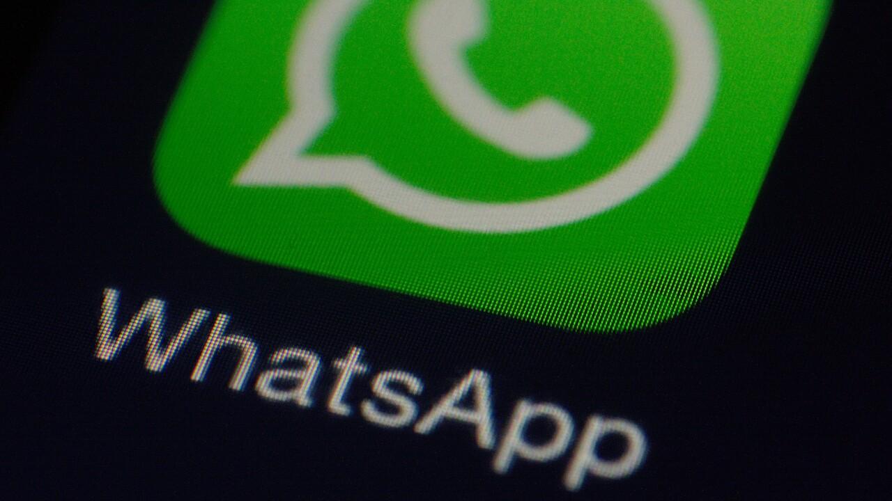 WhatsApp: Export des Chatverlaufs nur in Deutschland gestrichen