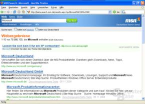 Microsoft überarbeit MSN Suche