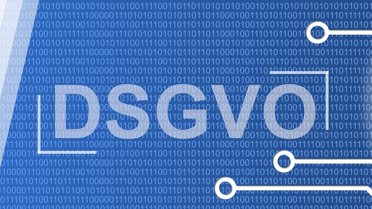 Datenschutz Grundverordnung - cover