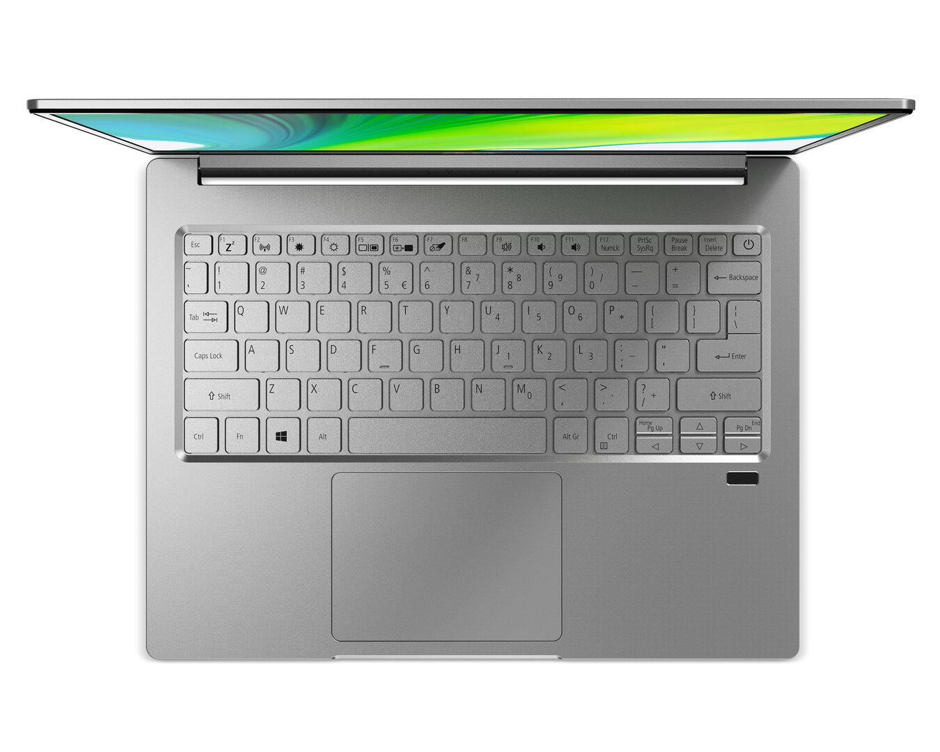 Acer Swift 3 (SF313-52/G) mit Intel Ice Lake