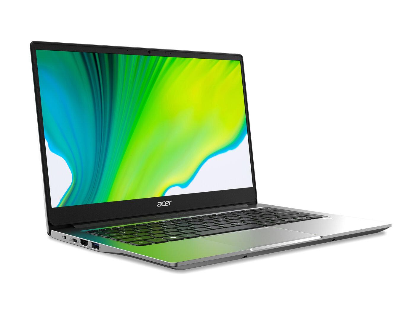 Acer Swift 3 SF314-42 mit AMD Ryzen 7 4700U
