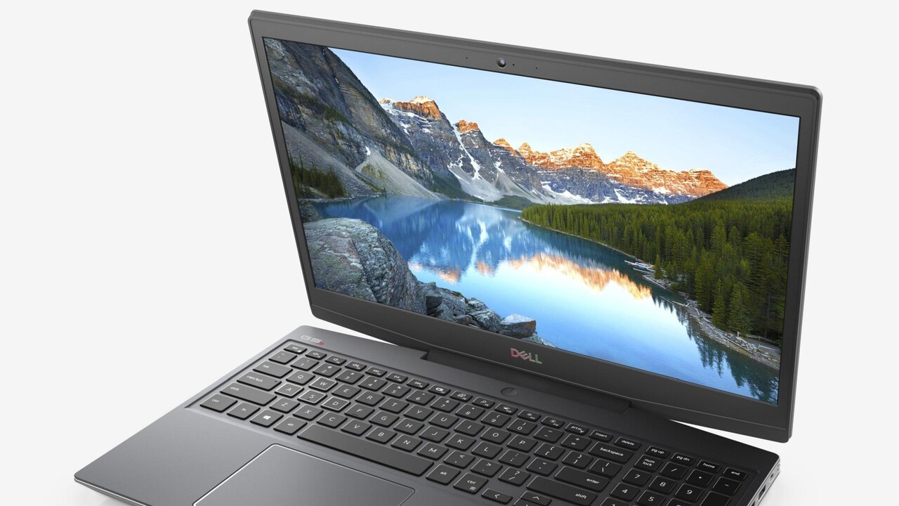 Dell G5 15 SE: Gaming-Notebook mit Ryzen-4000-CPU und Navi-GPU