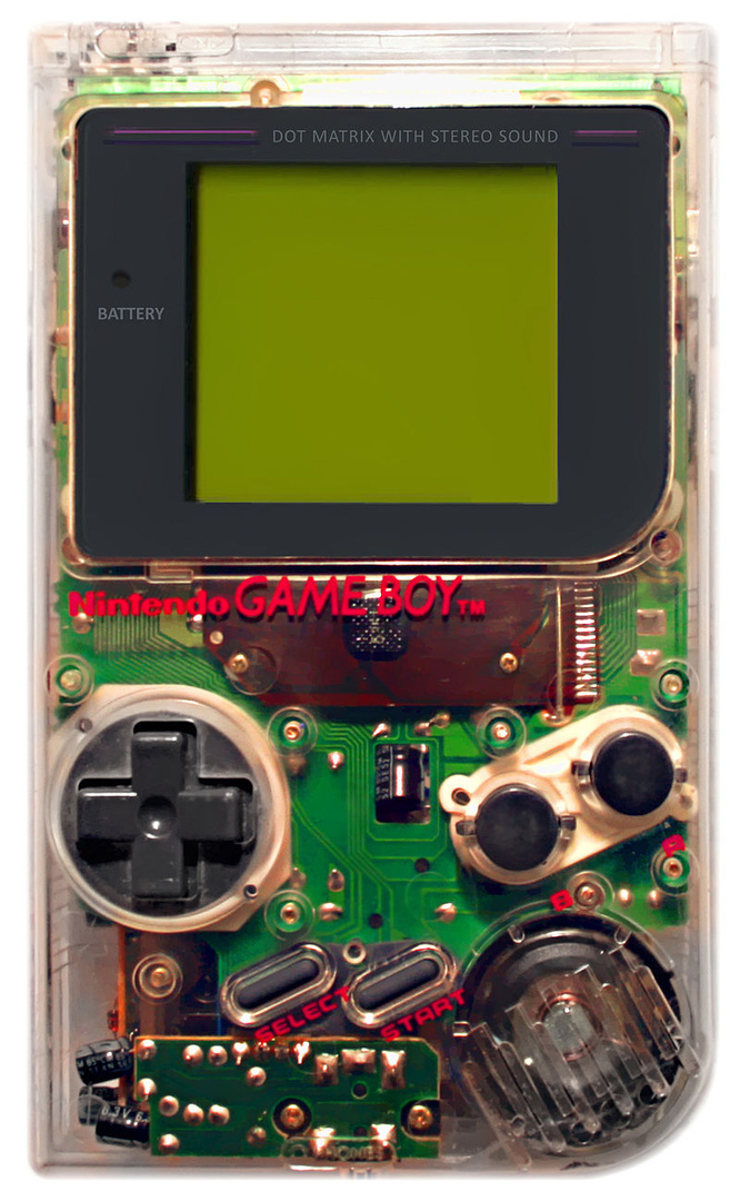 Game Boy Special Edition