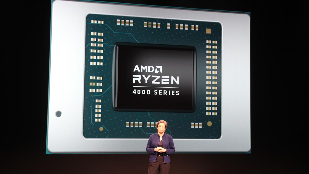 Ryzen 4000: AMD startet Großangriff auf Intel im Notebook