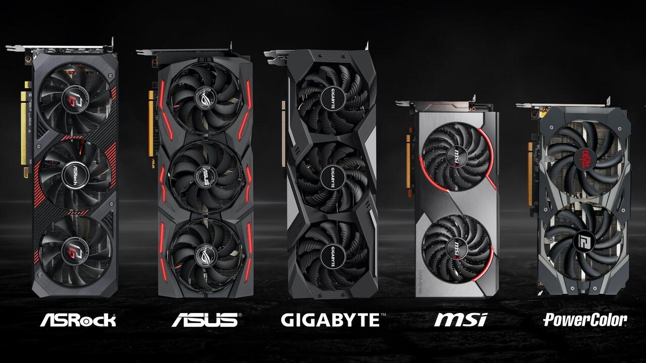 Radeon RX 5600 XT: AMD will mit Navi 10 und 6 GB die 1660 Super klar schlagen
