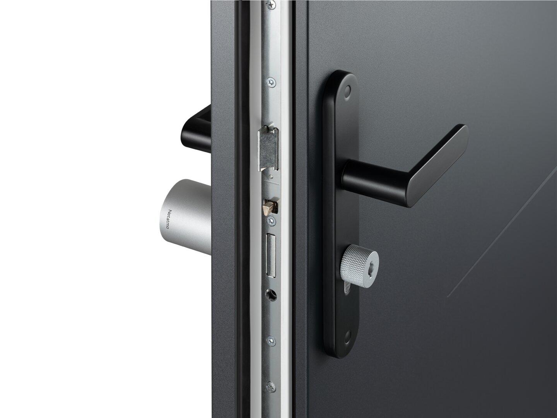 Netatmo smartes Türschloss und Schlüssel