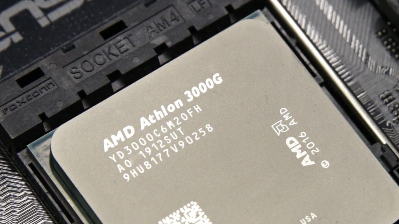 AMD Dali für Notebooks: Athlon Gold und Athlon Silver nehmen es mit Pentium auf