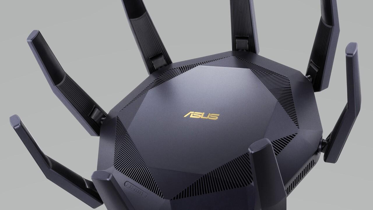 WLAN-Lösungen von Asus: ZenWiFi-Mesh mit Wi-Fi 6, WLAN-Router auch mit 10G